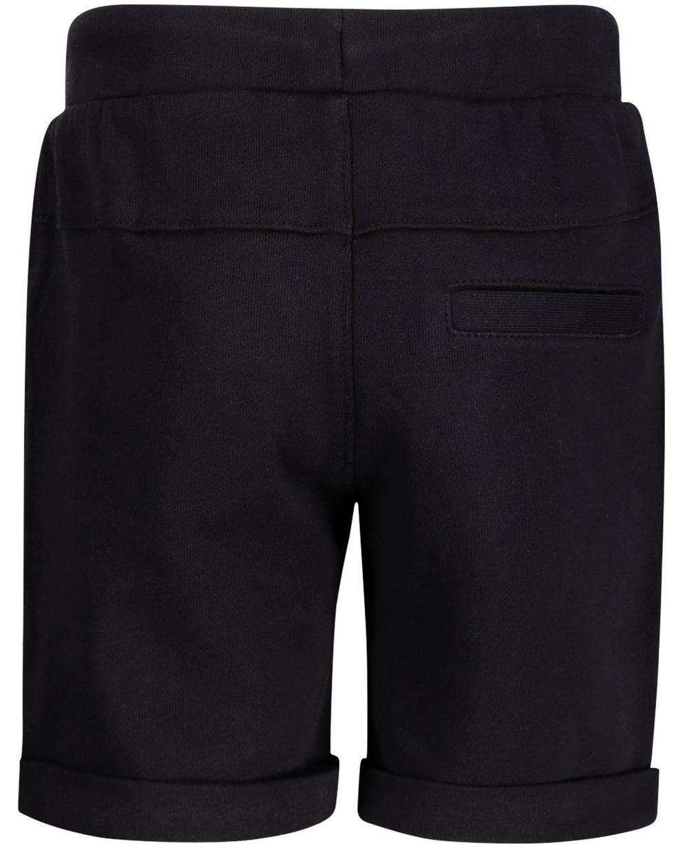Shorts - Schwarz - Schwarze Sweatshorts